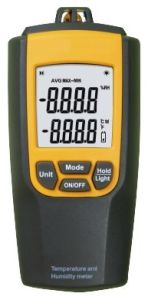 Digital Temperature humidity meter with Dew Point(V8010) pictures & photos