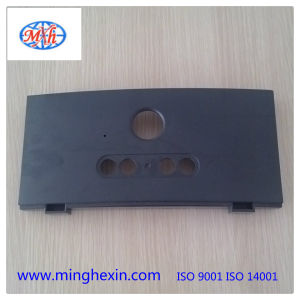 Black Plastic Molded Panel with ISO SGS