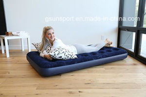 Camping Inflatable Air Mattress with Built in Pump Air Bed pictures & photos