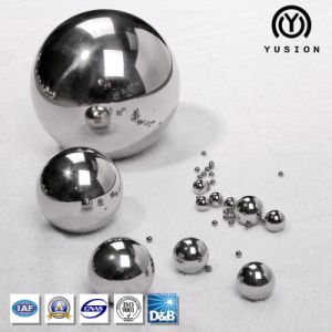 High Presicion Chrome Stainless Steel Ball Shperes pictures & photos