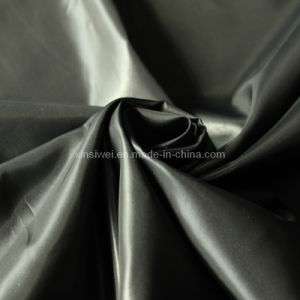 290t 100% Polyester Plain Dyed Taffeta Fabric for Garment pictures & photos