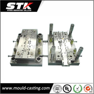CNC High Precision Plastic Injection Pressing Mold / Molding pictures & photos