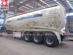 12 Tires Bulk Cement Tanker Powder Tank Trailer pictures & photos