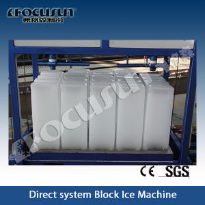Focusun High Quality 5tpd Block Ice Maker pictures & photos