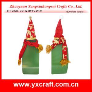 Christmas Decoration (ZY16Y173-1-2-3 26X15CM) Christmas Wine Suit Wine Decoration pictures & photos