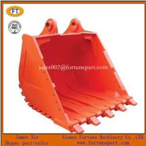 Heavy Rock Bucket for Hyundai R290 Excavator Undercarriage Spare Parts pictures & photos