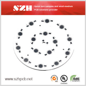 High Quality HASL Aluminum LED PCB pictures & photos