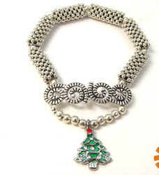 Christmas Jewelry/Christmas Bracelet/Christmas Tree (XBL13142) pictures & photos