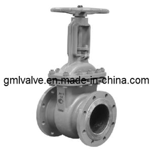 Metal Seal Rising Stem Carbon Steel Gate Valve