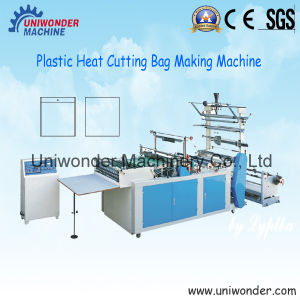 Drw-1050 High Speed Heating Cutting Bag Making Machine