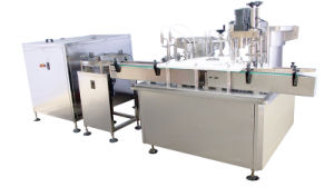Electric Cigarette Filling, Plugging and Capping Production Line pictures & photos