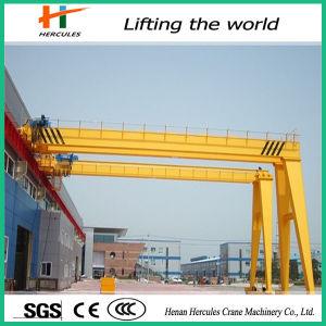 2-10 Tons Bmh Model Electric Hoist Semi-Gantry Crane pictures & photos