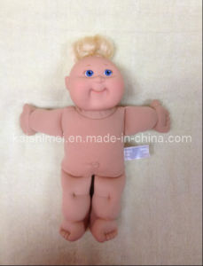 Cabbage patch doll wiht white hair pictures & photos