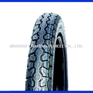Motorbike Spare Parts, Rear Wheel Motorcycle Tyre 3.00-16, 2.50-17, 2.75-17, 3.00-17, 3.00-18 pictures & photos