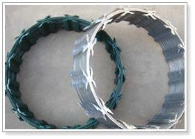 Single Coil Razor Wire (new style)