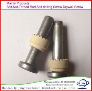 China Manufacturer High Quality Weld Screws, Cheese Head Studs pictures & photos