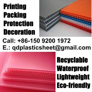Coroplast / Coroplast Sheet / Coroplast Signs / 4mm Coroplast