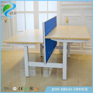 Electric Height Adjustable Office Furniture 4 Leg Modern Office Stand up Desk (JN-SD540) pictures & photos