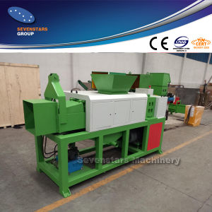 PP Film Screw Squeezing Drying Machine pictures & photos