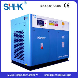 Energy Saving Variable Frequency Screw Compressor pictures & photos