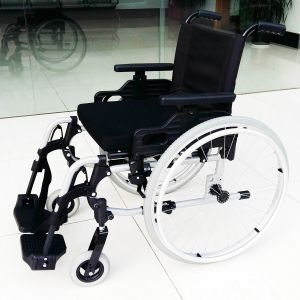 Aluminum Foldable Wheelchair