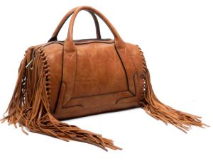 Different Colors Leather Handbags Ladies Bags with Beautiful Leather pictures & photos