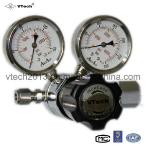 Stainless Steel Pressure Regulator (HPR-200V)