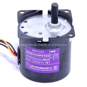 Special Plug Design Reversible Synchronous Gear Motor pictures & photos