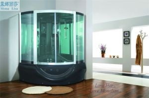 Multi-Functional Steam and Shower Room with Tub (M-8214) pictures & photos