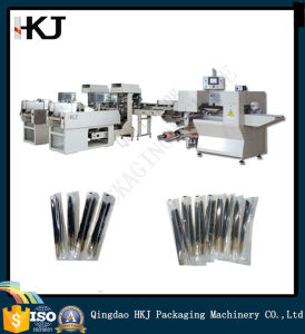 Automatic India Incense Sticks Weighing Packing Machine with 8 Weighers pictures & photos