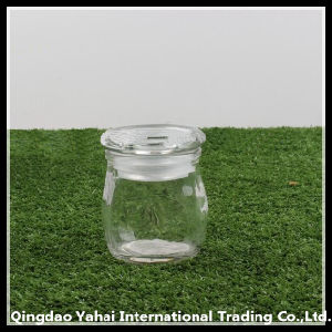 Mini Glass Pudding Jar / Glass Candy Jar pictures & photos