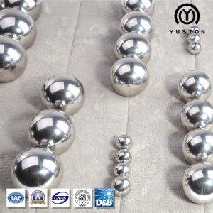 4.7625mm-150mm Low Carbon Steel Ball (G50-G1000 / HRC55-HRC59) pictures & photos