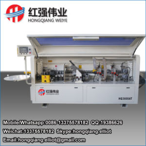 Making Furniture Machine Automatic Edge Banding Machine pictures & photos