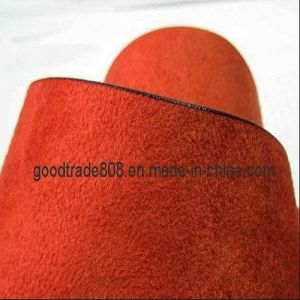 100% Polyester Faux Suede Fabric