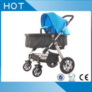 2017 Aluminium Alloy Frame and Oxford Cloth Baby Carrier Stroller pictures & photos