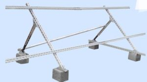 T1-K Distributed Roof Adjustable Solar Support System pictures & photos