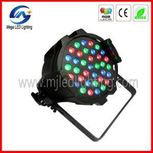 RGB LED PAR 64 RGB DMX Stage Lighting
