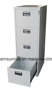 Steel Office Drawer Filing Cabinet pictures & photos