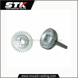 Zinc Alloy Die Casted Gear for Industrial Parts (STK-14-Z0039) pictures & photos