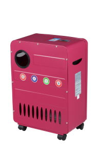 Mobile Gas Heater with 3plate Hight Efficiency Ceramic Burner Sn13-Bf pictures & photos