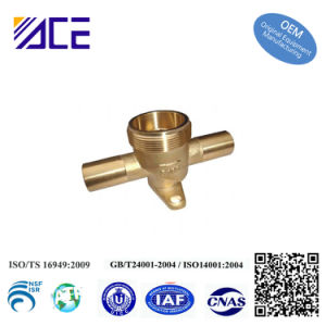 Forged Brass Water Meter Body Fittings pictures & photos