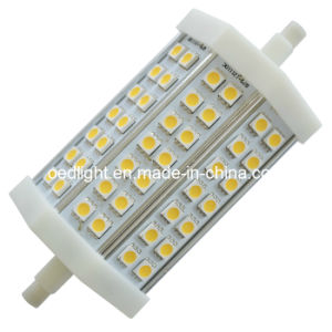 42PCS SMD 118mm 10W LED R7s Floodlight Repace 100W Halogen Lamps (S5511810W)