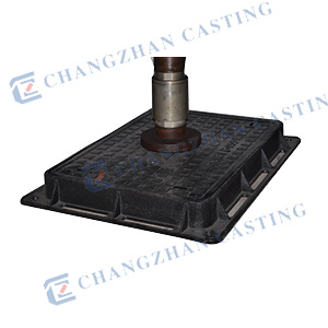Sand Casting Manhole Cover pictures & photos