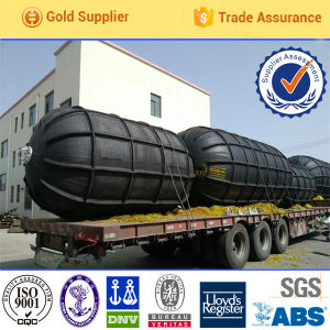 Approved by ISO9001 Boat Inflation Rubber Fender pictures & photos