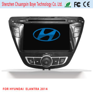 Car DVD Player for Elantra 2014 pictures & photos