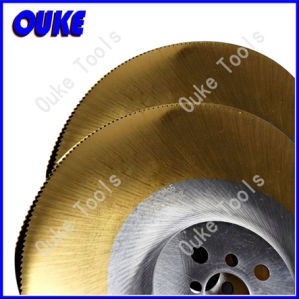 Tin-Coated HSS-Dmo5 Cutting Saw Blade pictures & photos