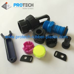 Plastic Overmold Parts pictures & photos