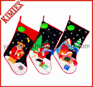 Festival Decoration Christmas Socks for Sales pictures & photos