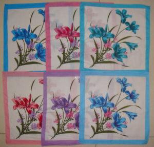 Printed Handkerchief/ Lady Hankerchief pictures & photos