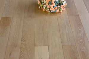 Oak Engineered Hardwood Flooring Lyst-008 pictures & photos